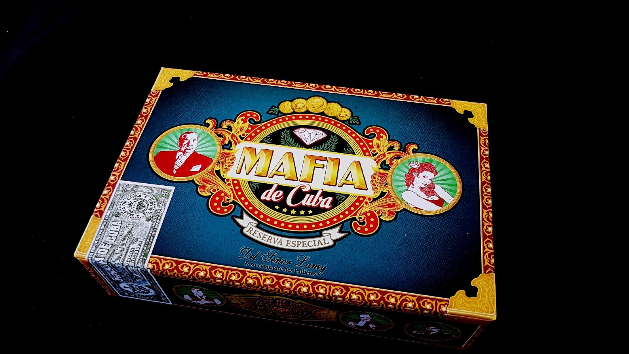 Mafia de Cuba box