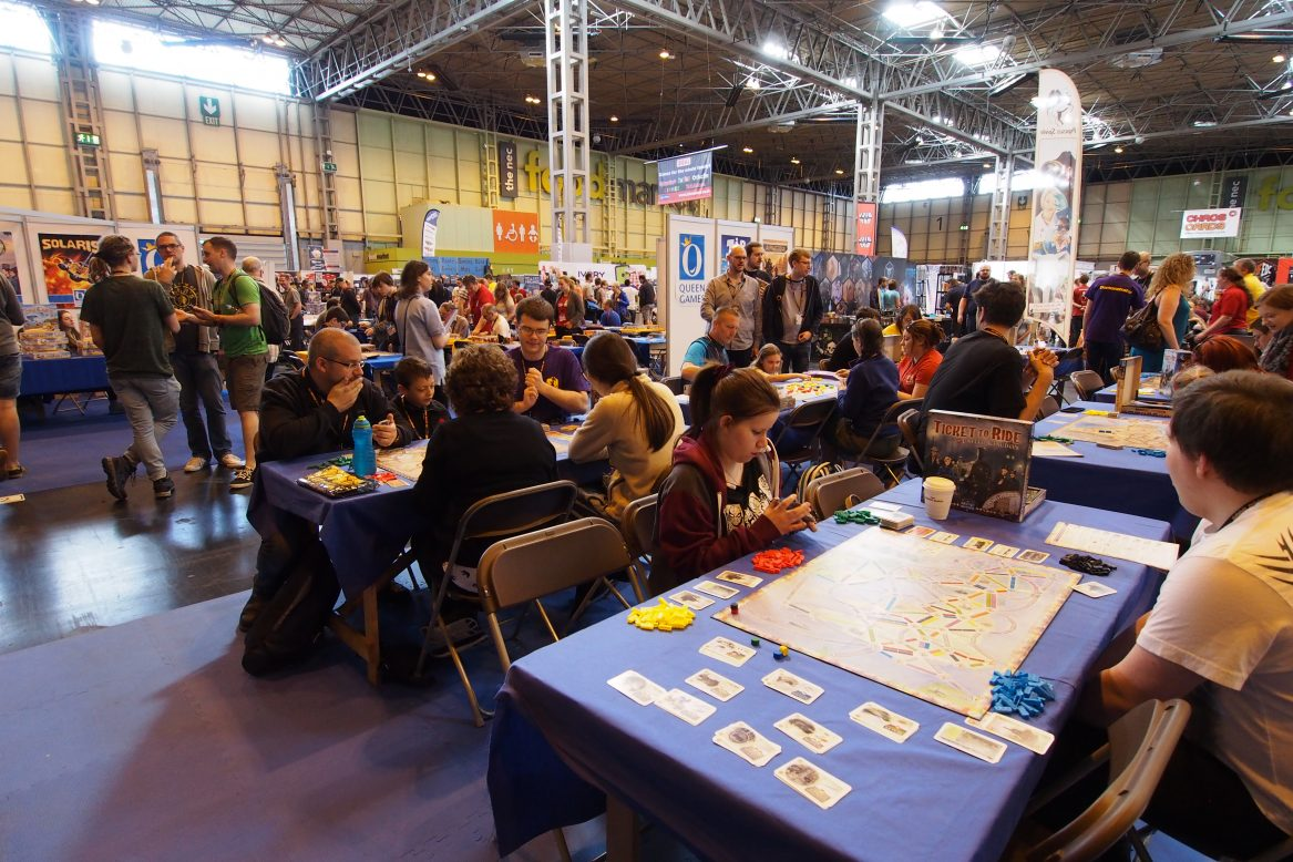 The UKGE family zone