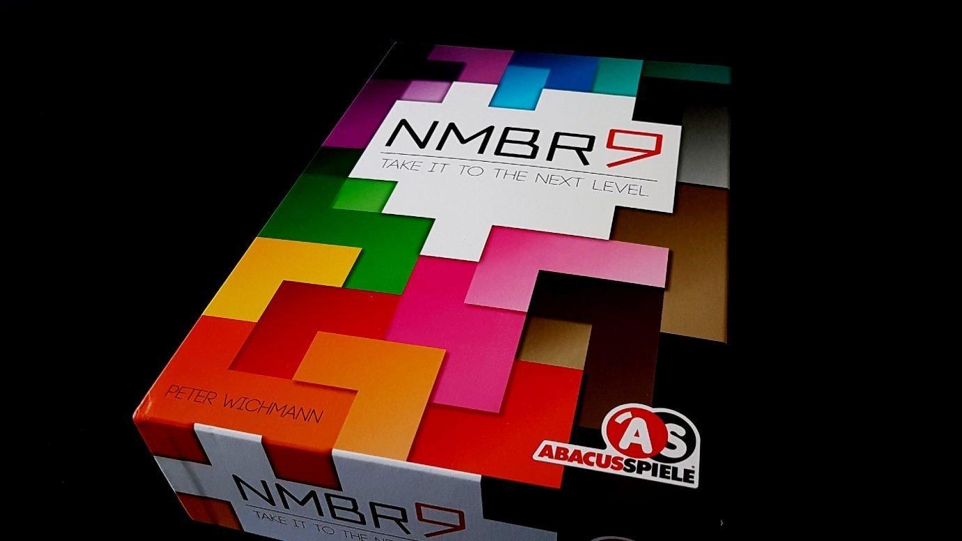 NMBR 9 box