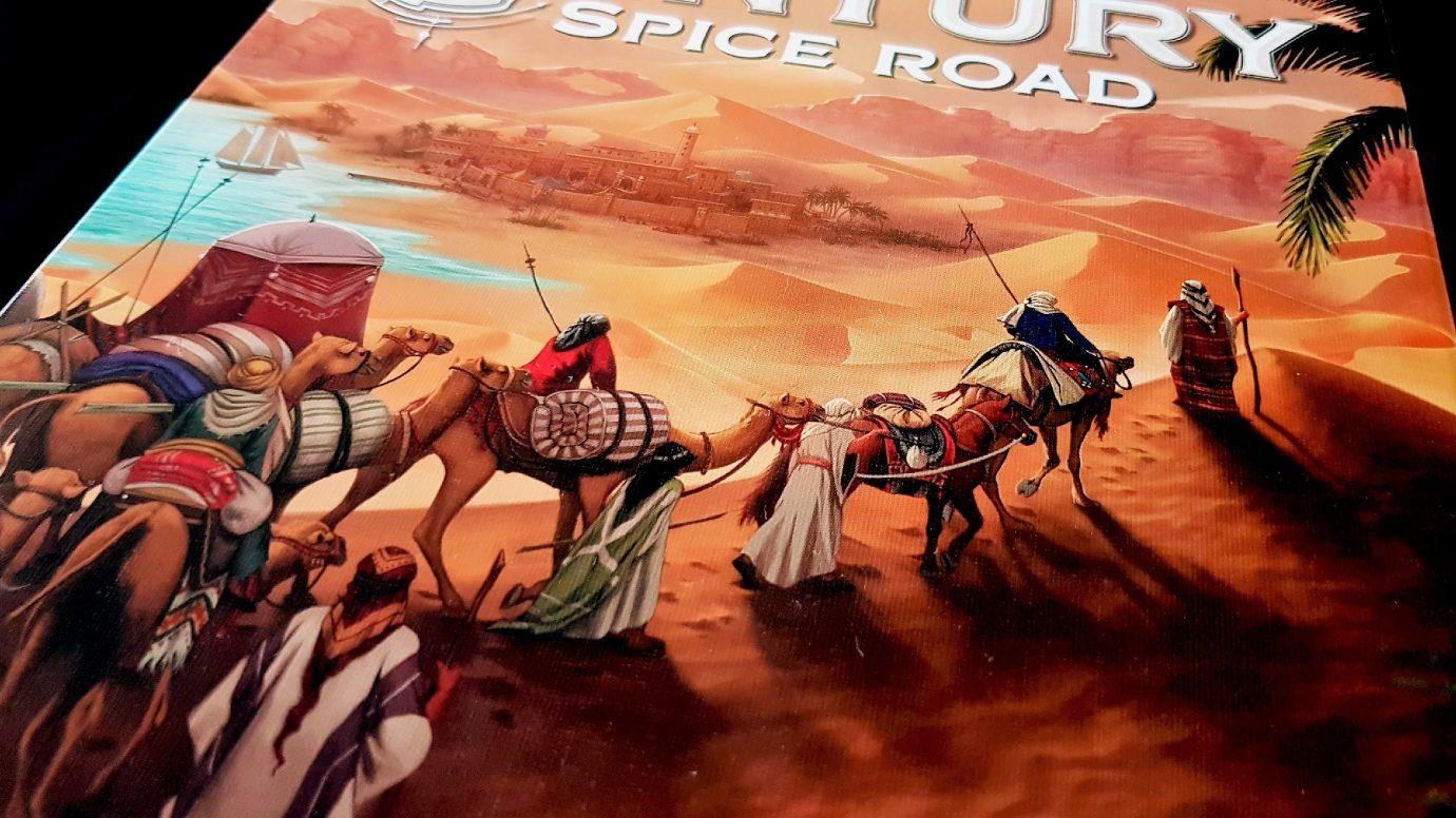 The Century: Spice Road box