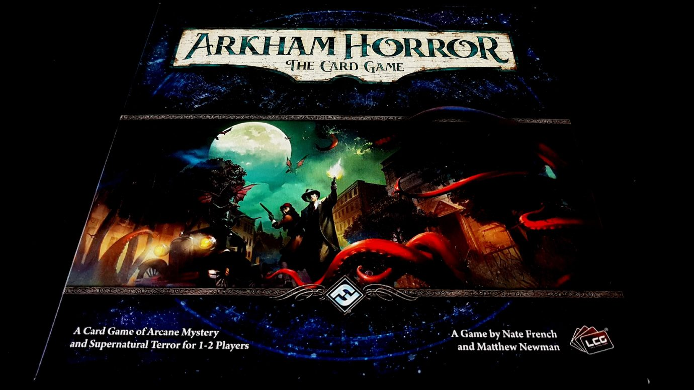 Arkham Horror box art