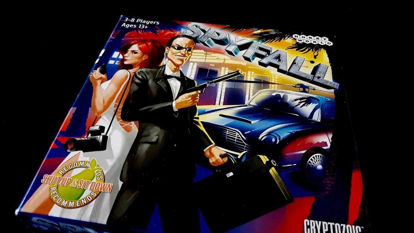 Spyfall box