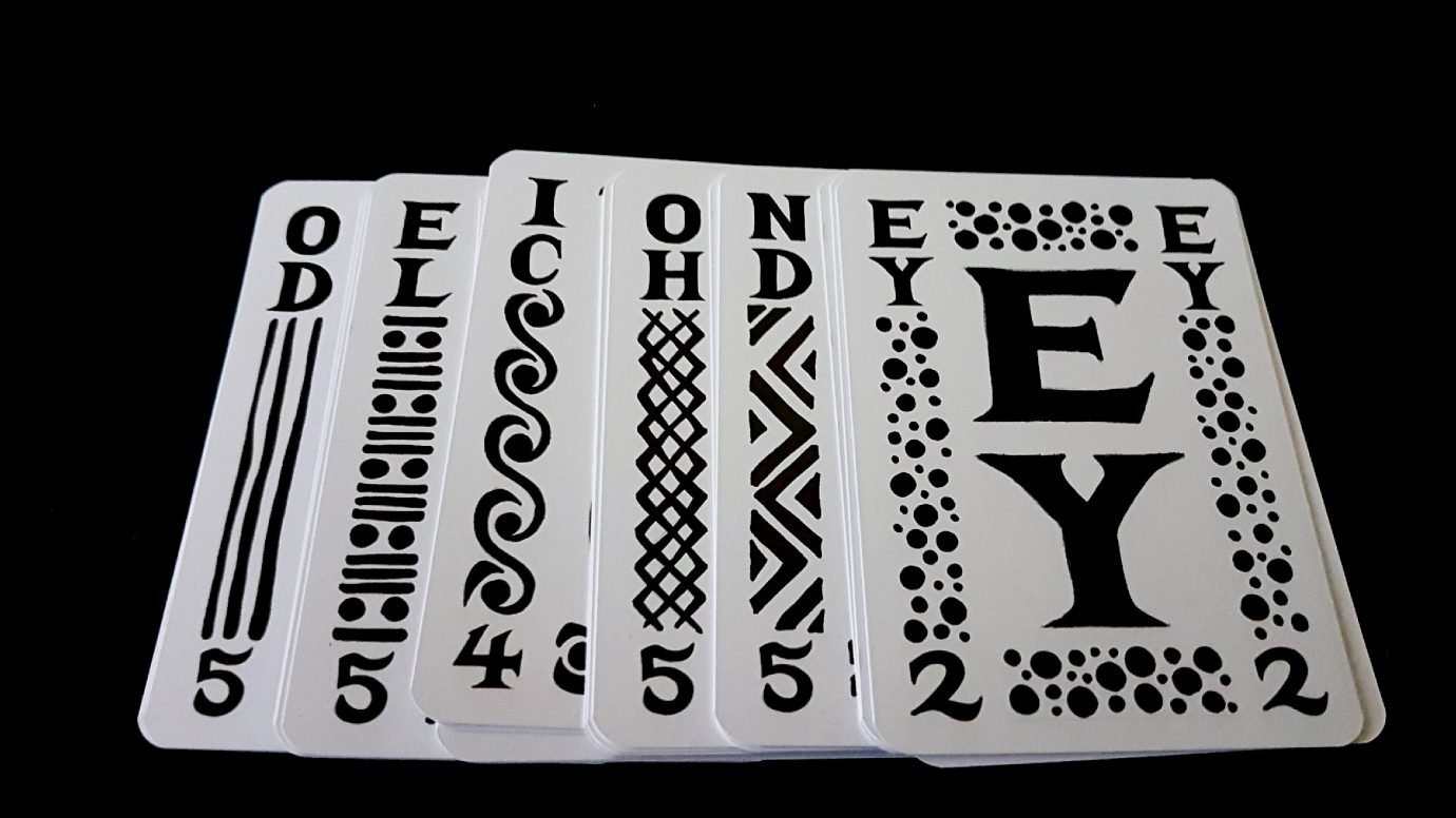 Card borders