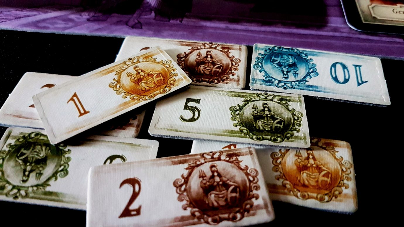 Money in Last WIll