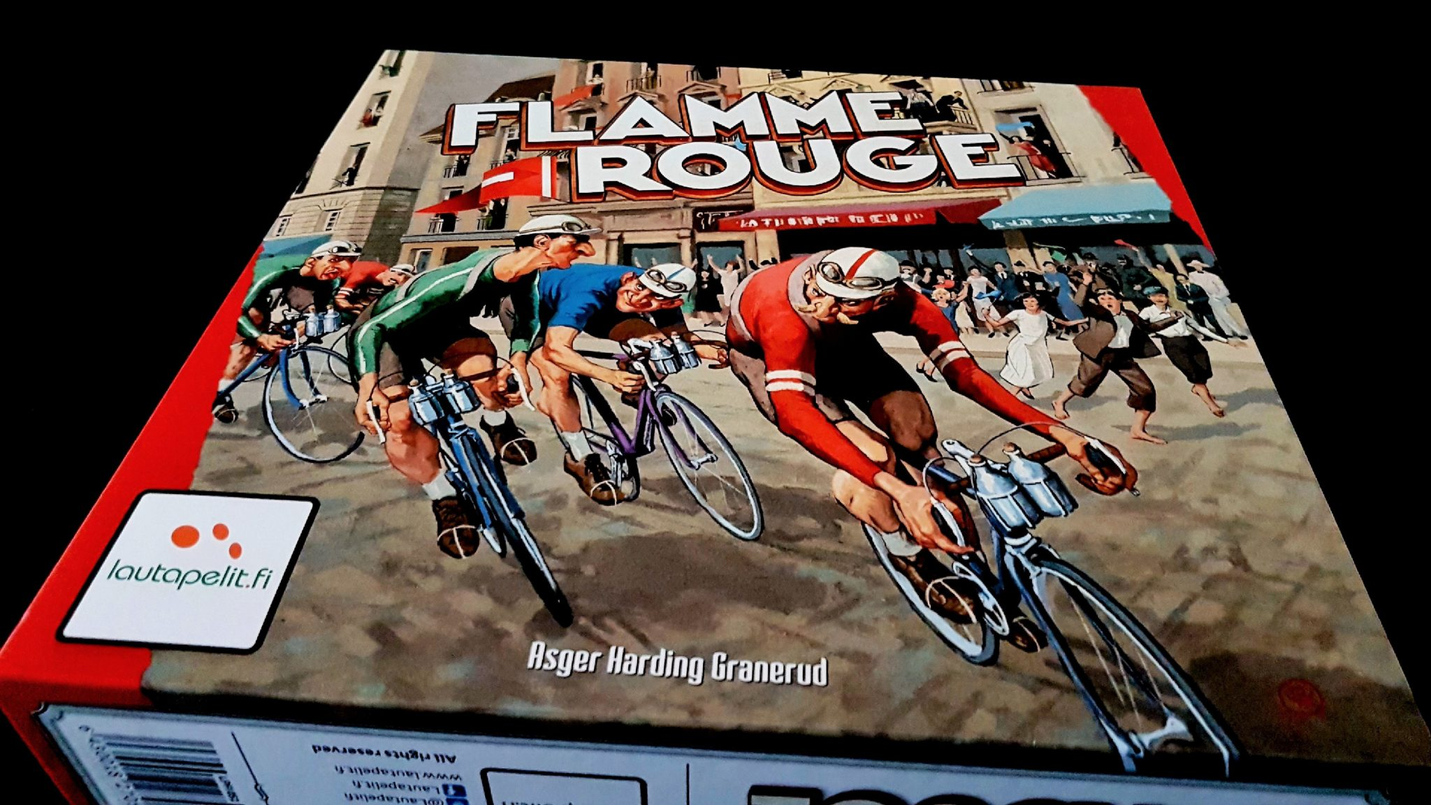 Flamme Rouge box