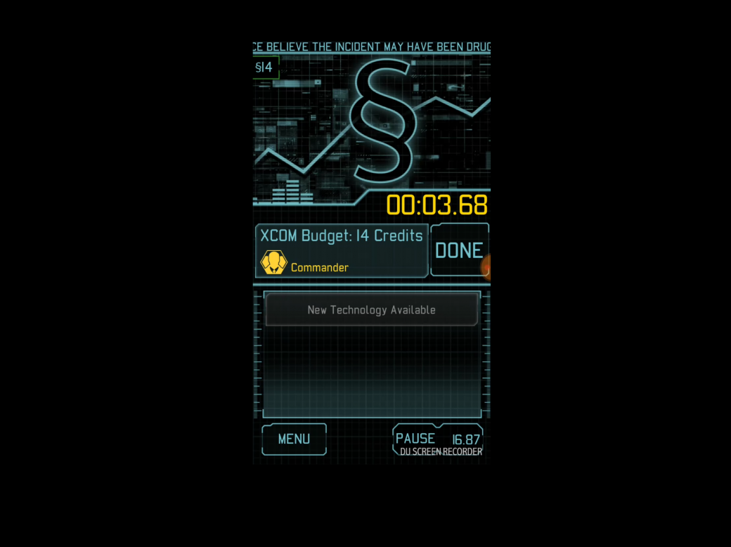 Commander budget