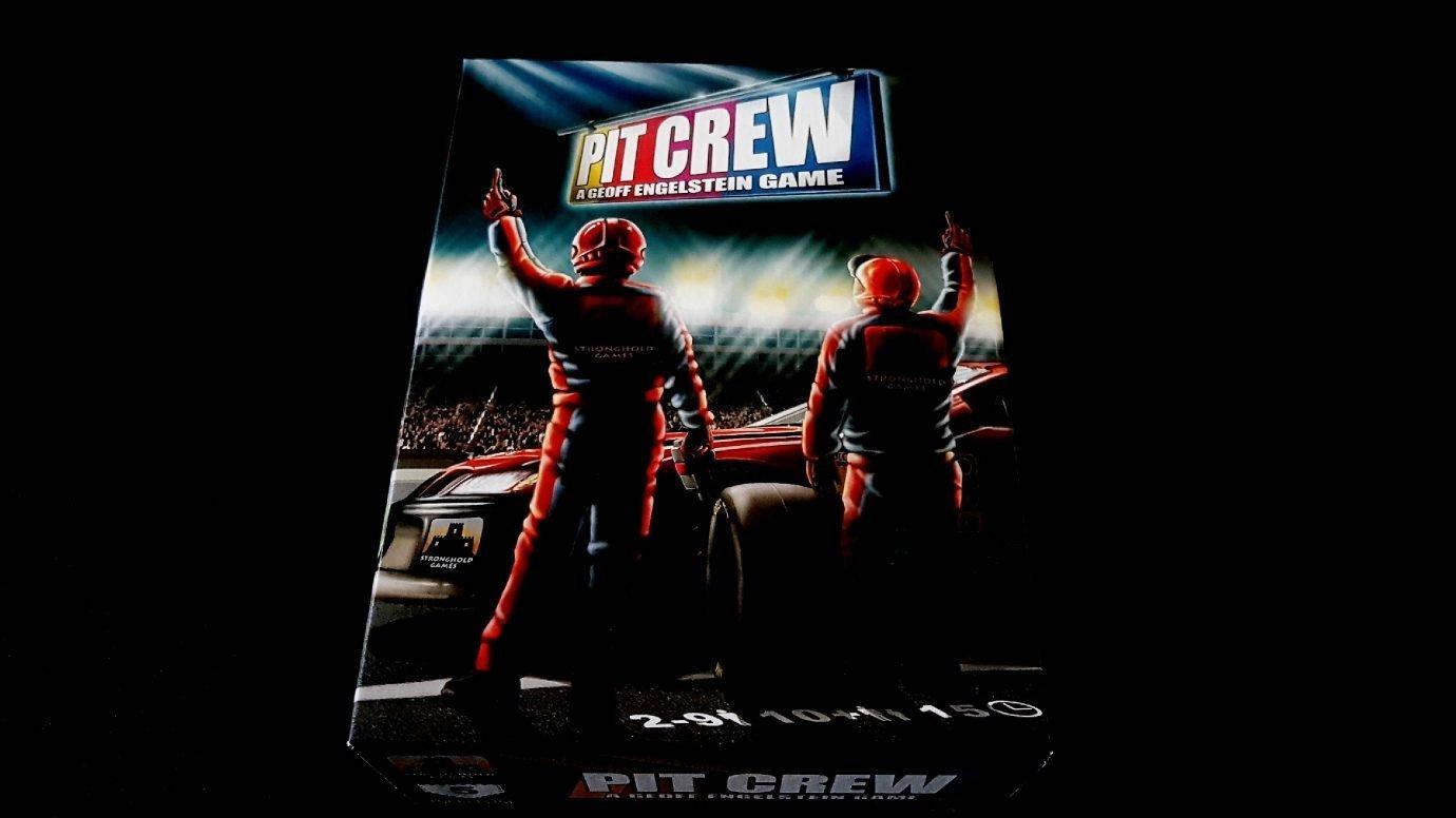 Pit Crew box