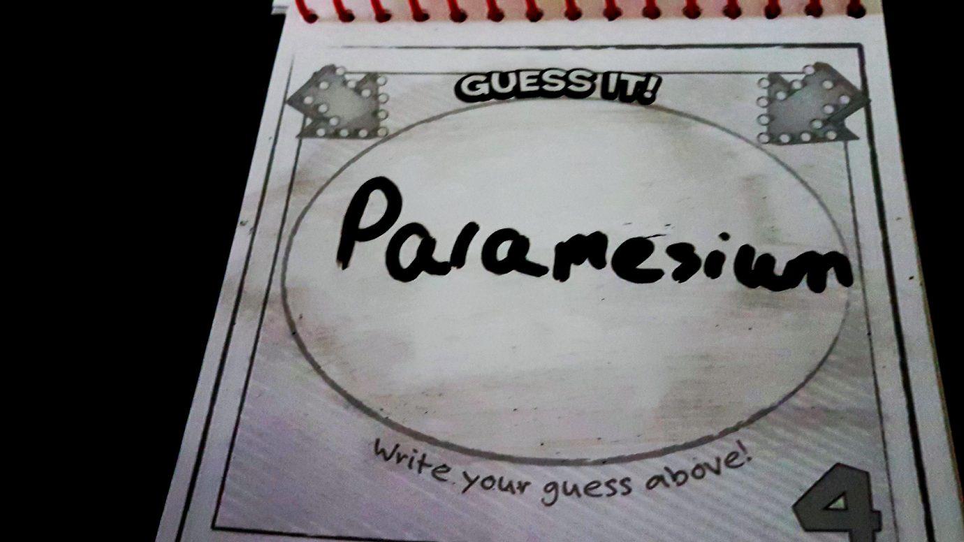 Paramecium in Telestrations