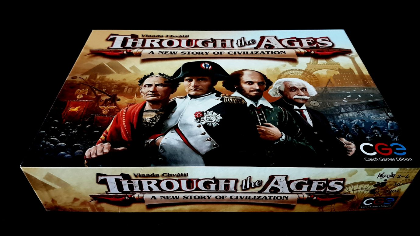 Through the Ages box