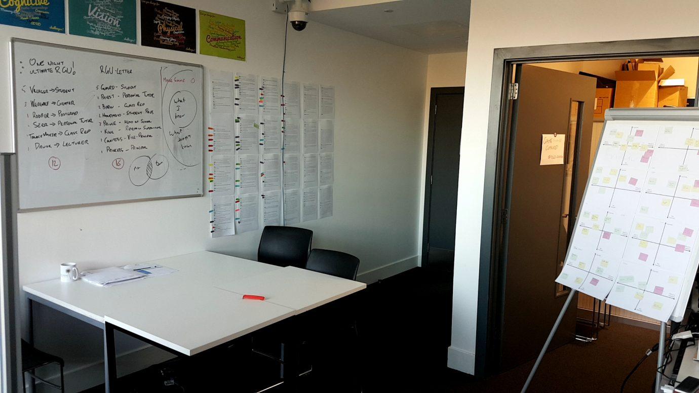 RGU office