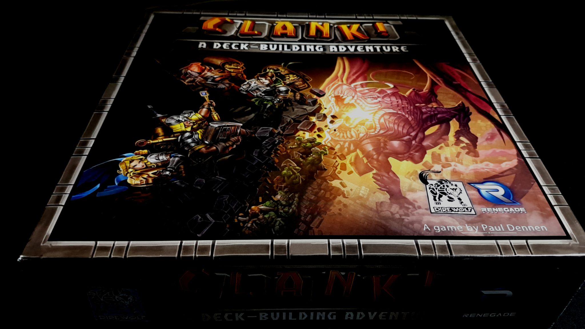Clank box