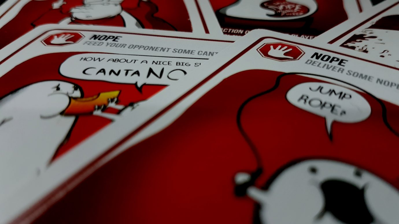 Exploding Kittens accessibility teardown