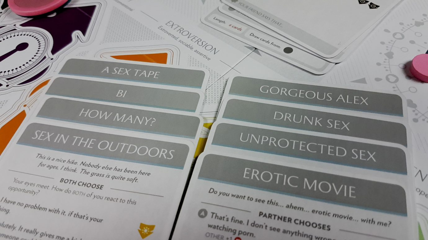 Sex related cards