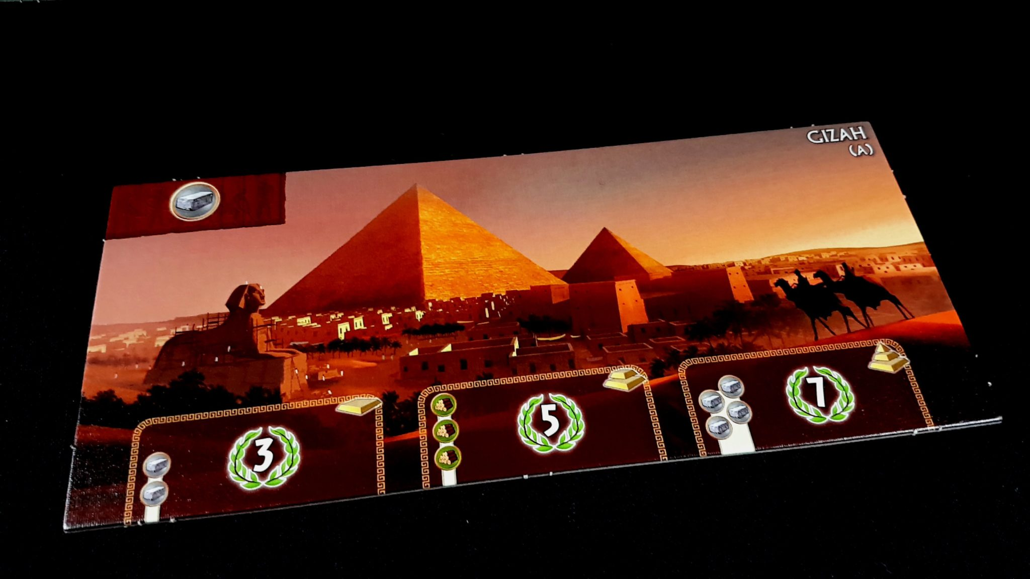 Pyramids wonder