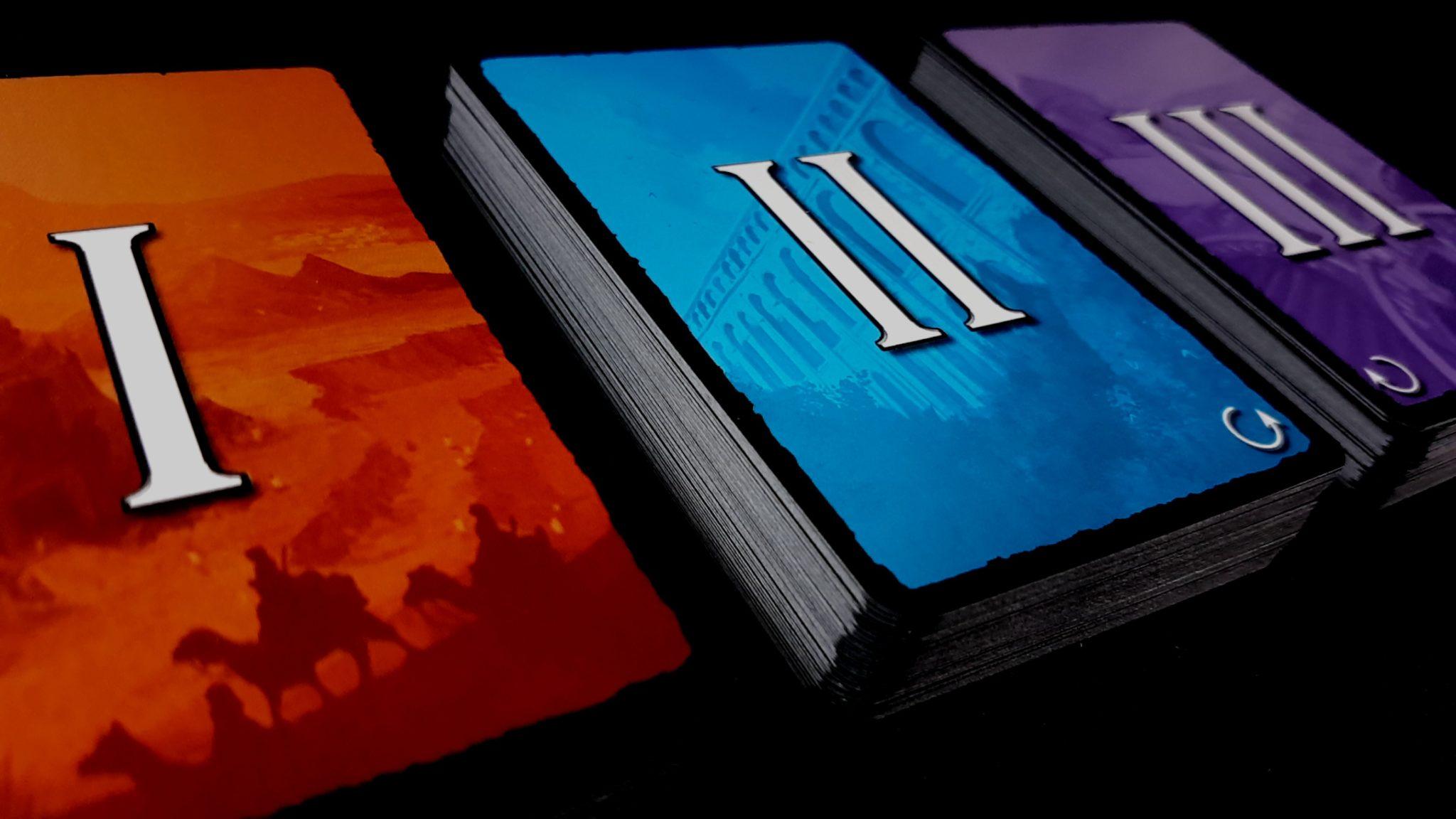 7 Wonders decks