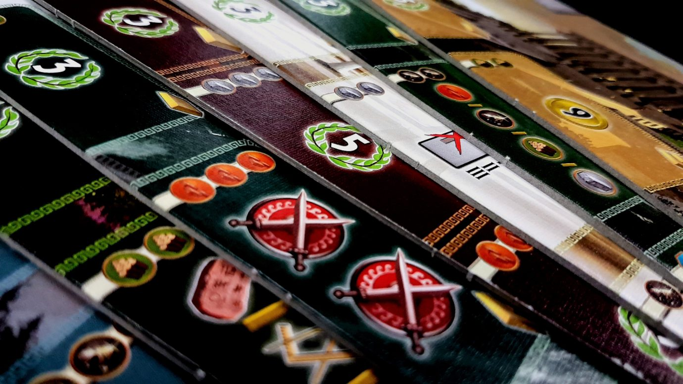 7 Wonders review