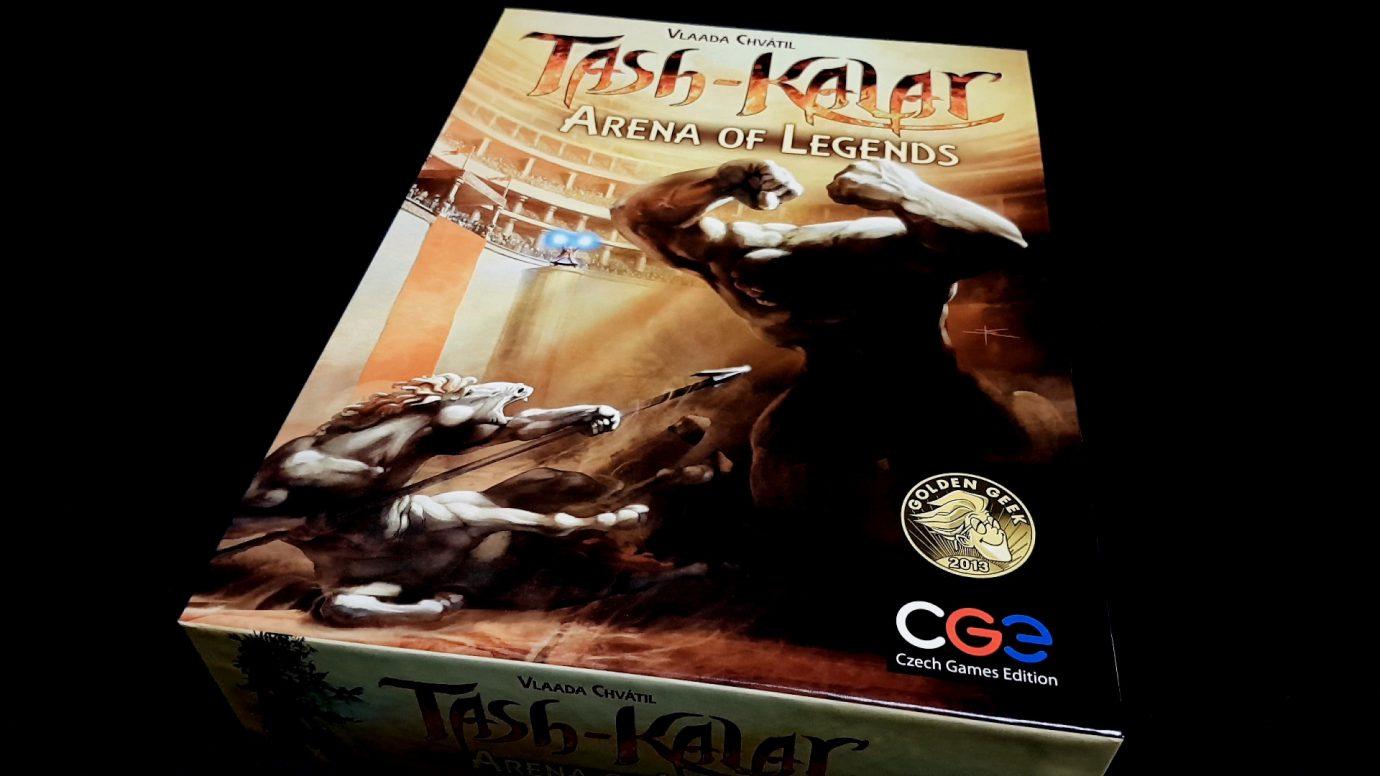 Tash Kalar box