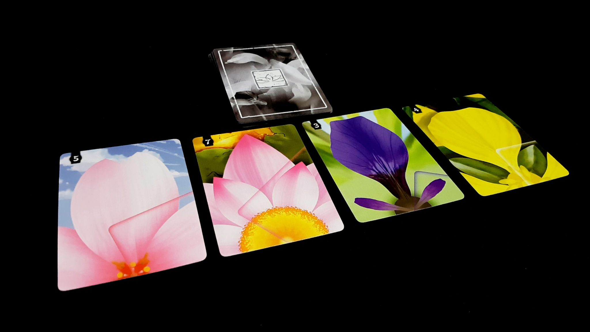 Wildflower deck