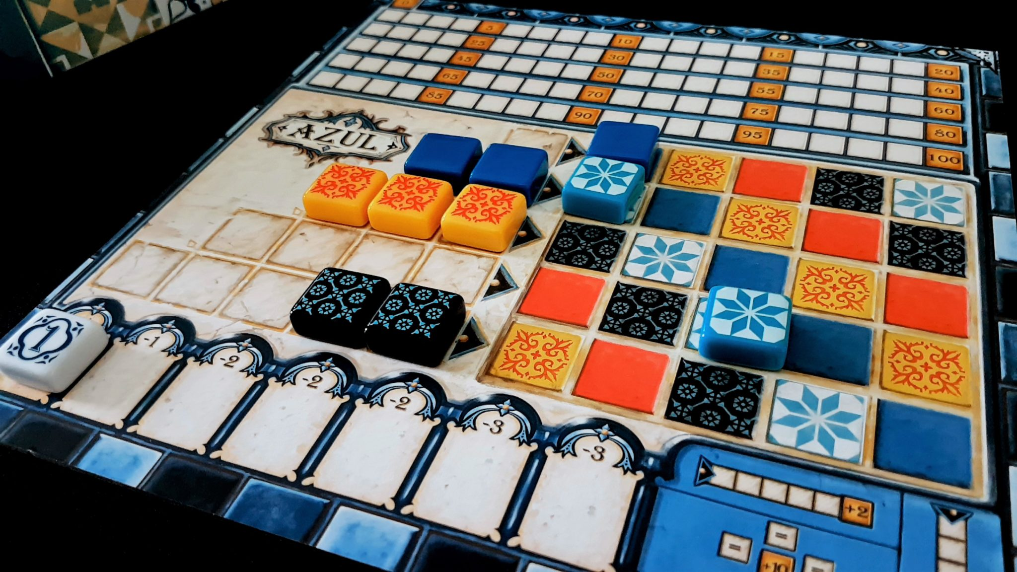 Azul board
