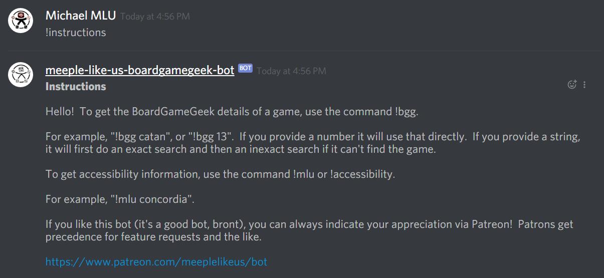 MLU instructions