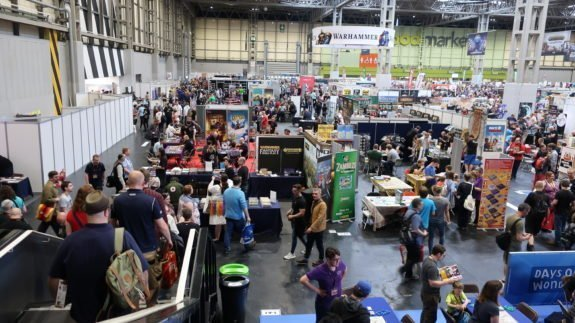 Mrs Meeple's UKGE2018 Diary