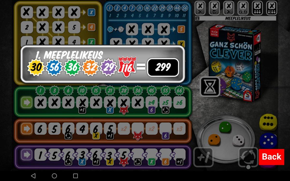 299 Score