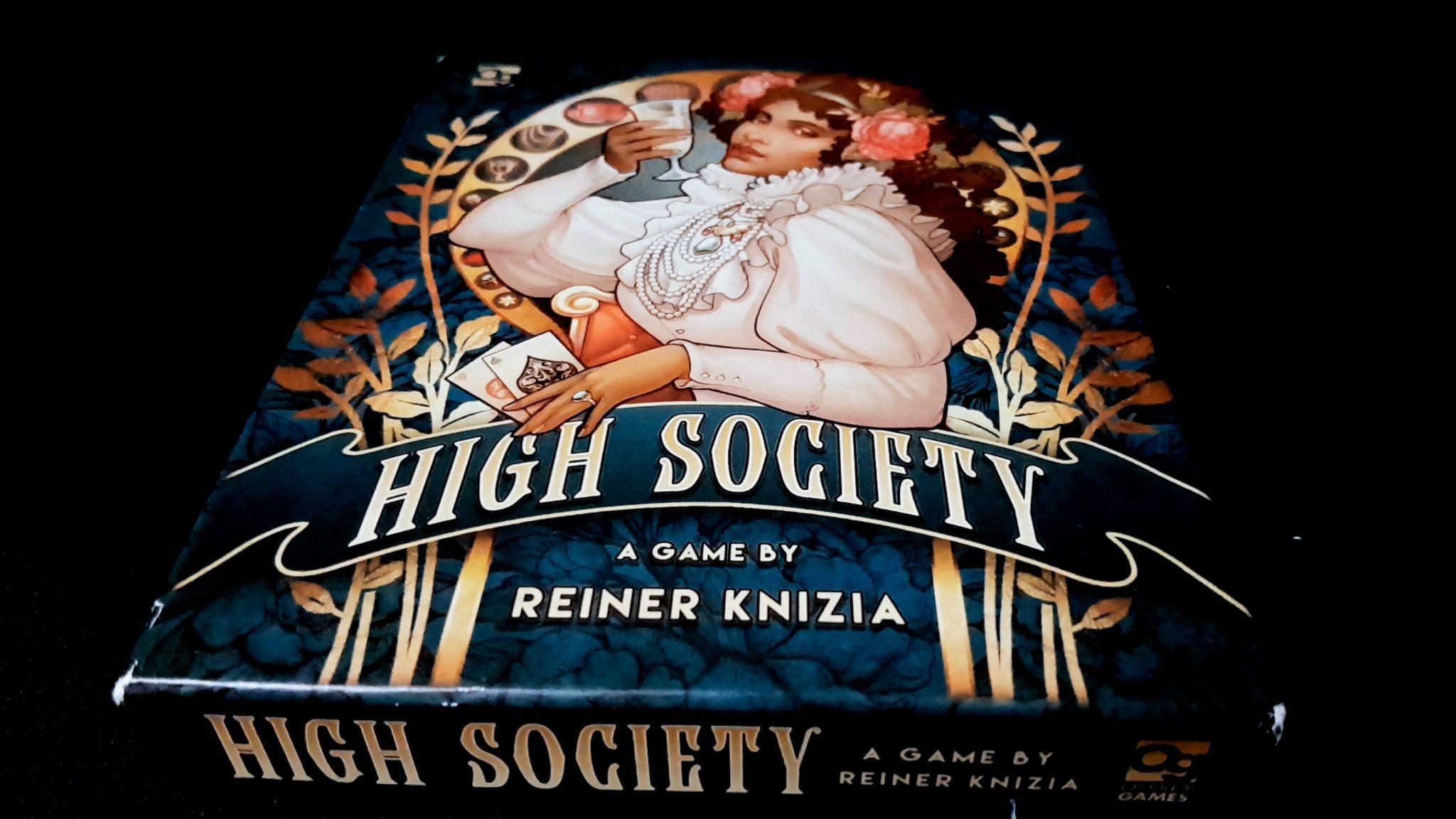 High Society box