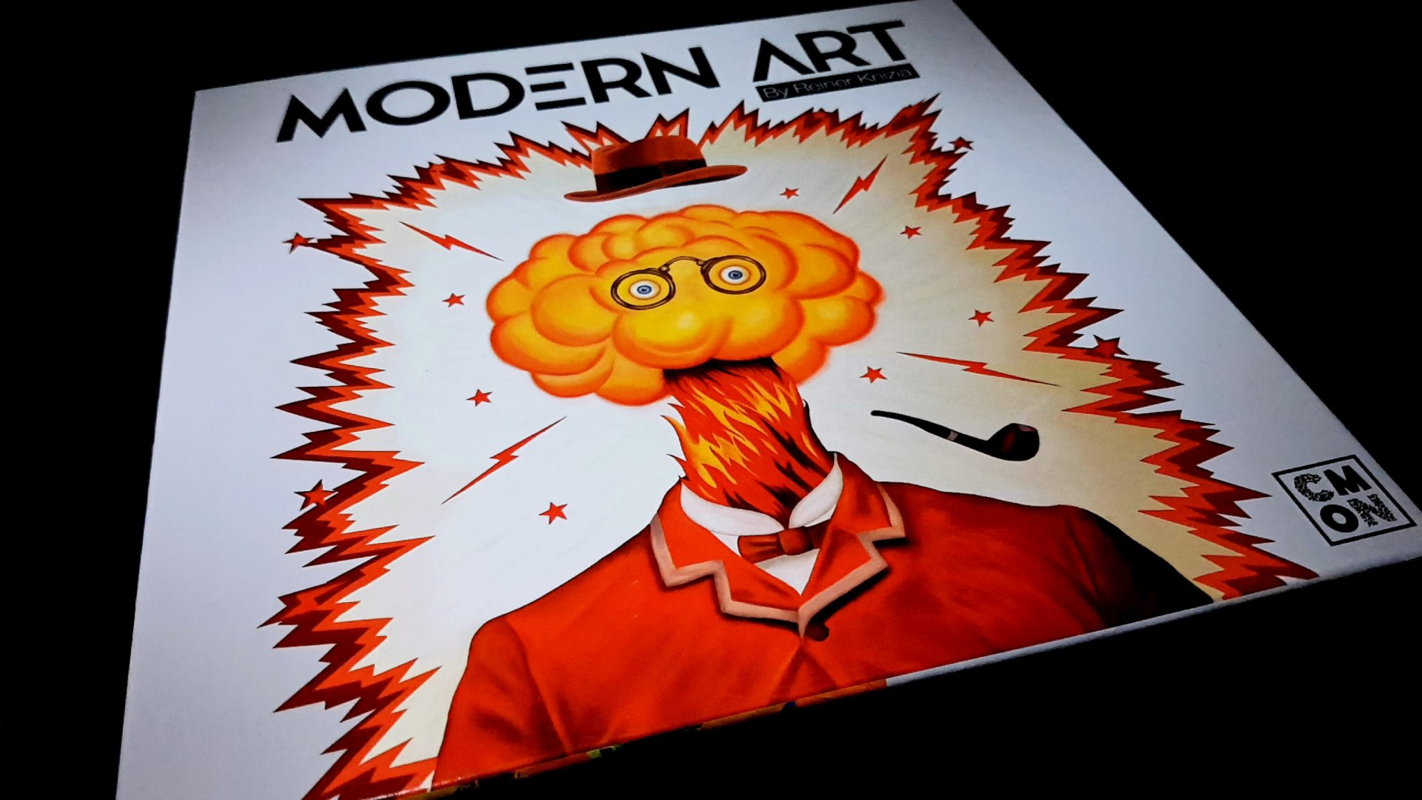 Modern Art box