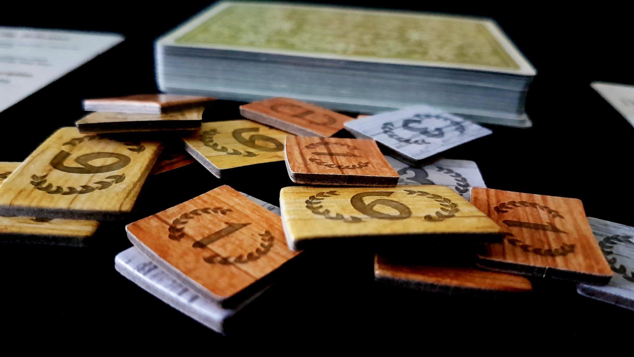 Scoring tokens