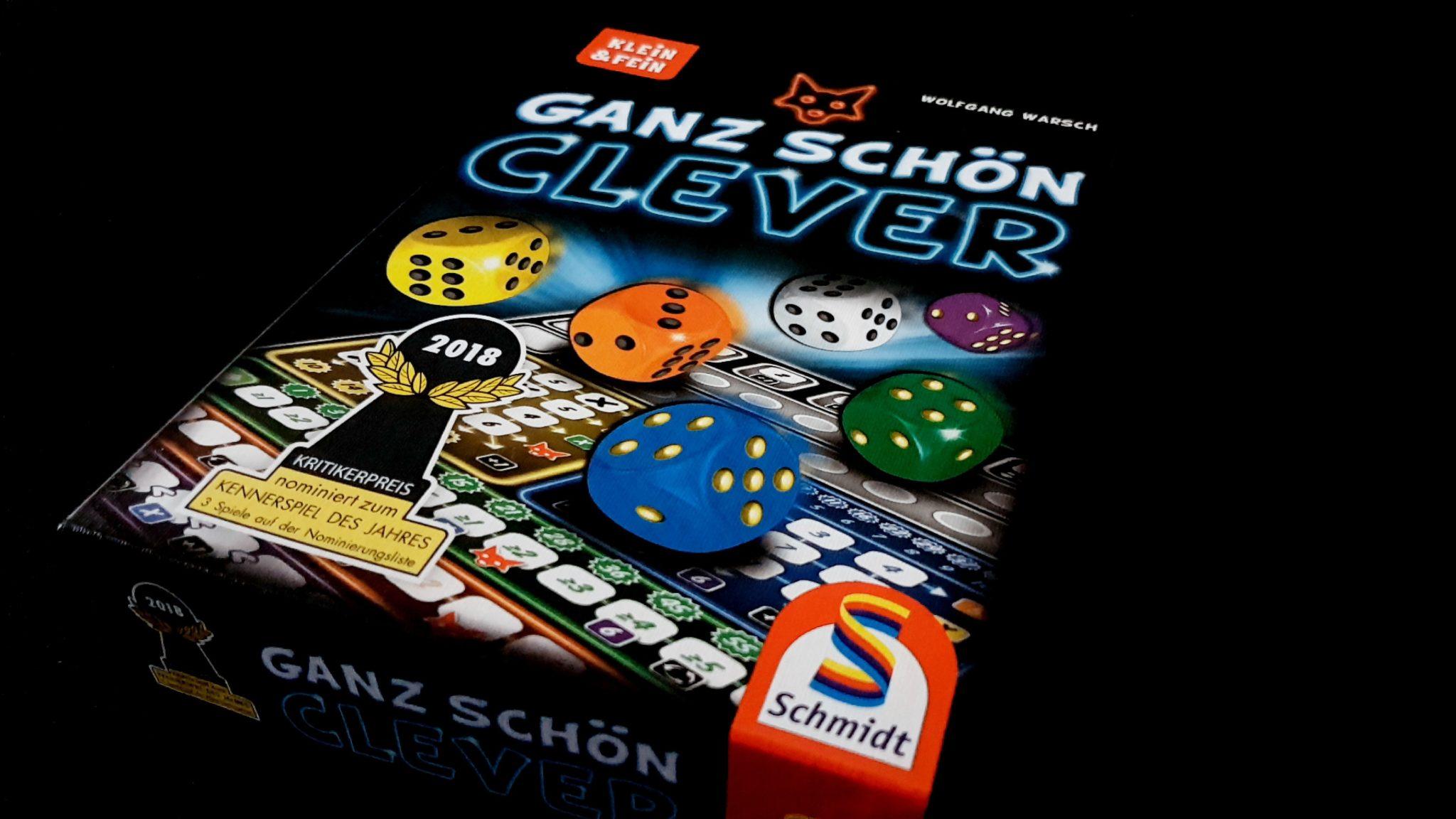 Ganz Schon Clever box