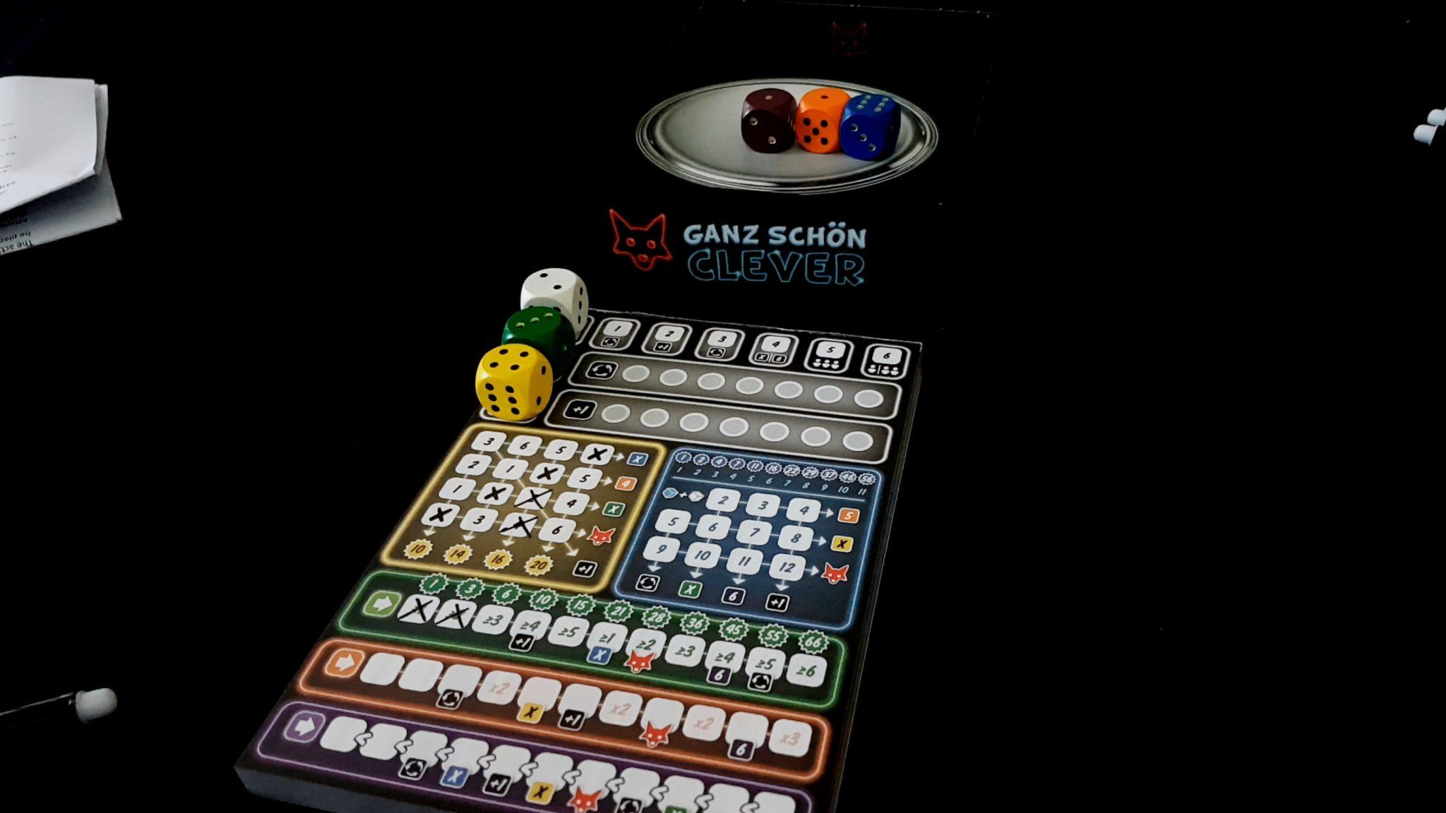 Claimed dice