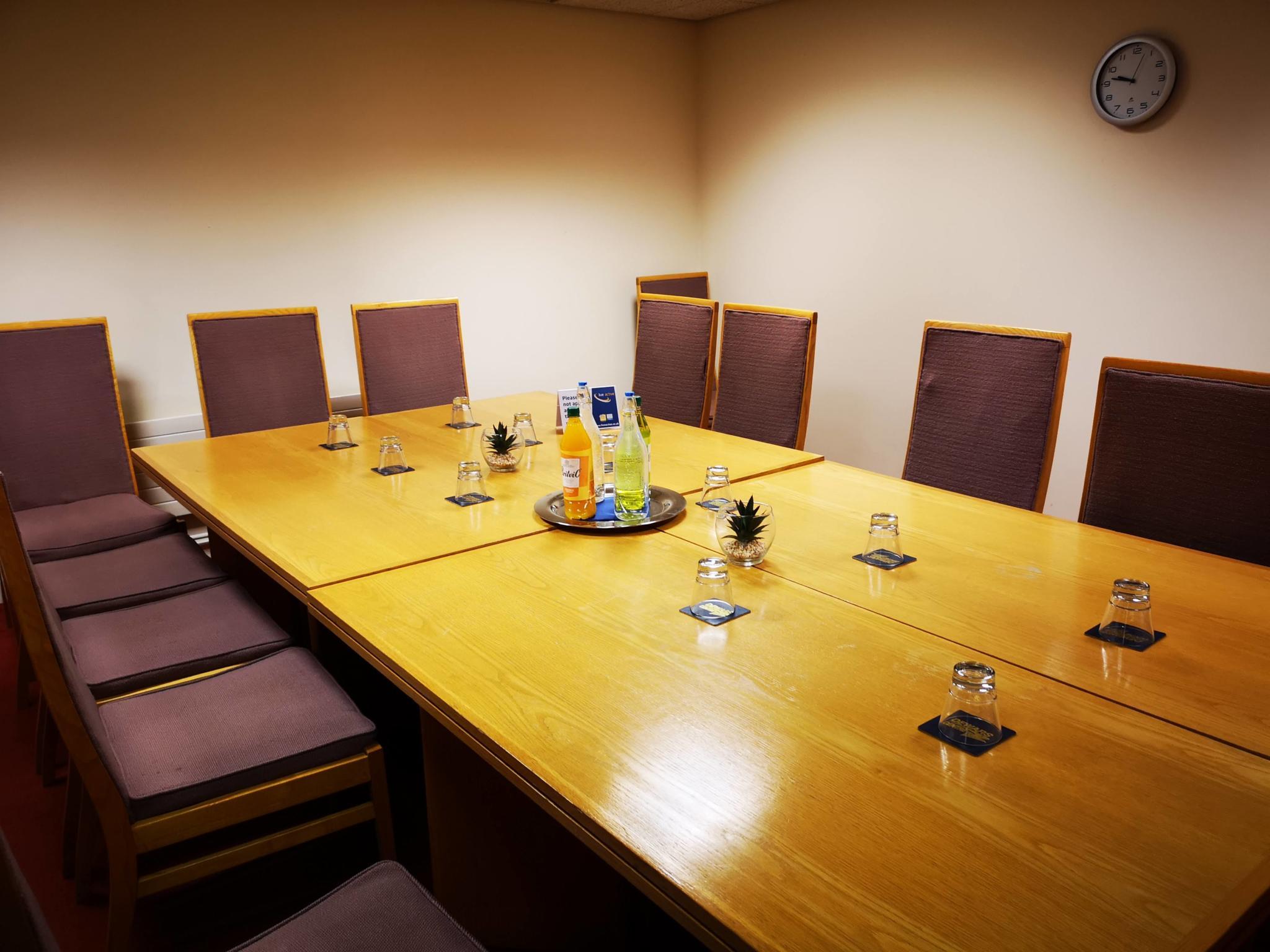 Quiet room at Tabletop Scotland