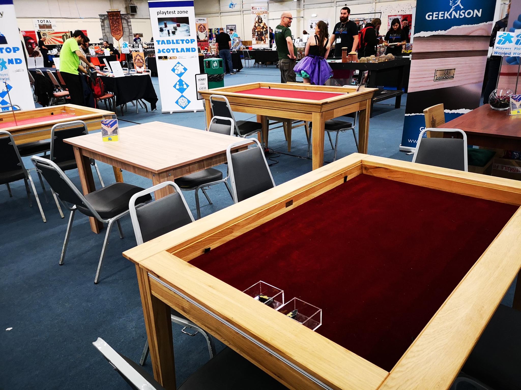Geeksnson tables