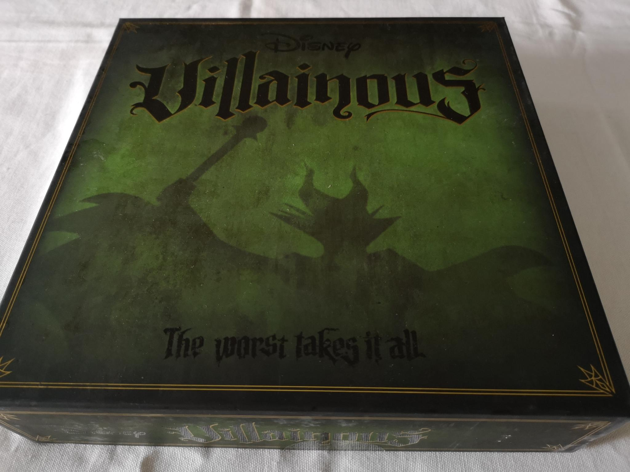 Villainous box
