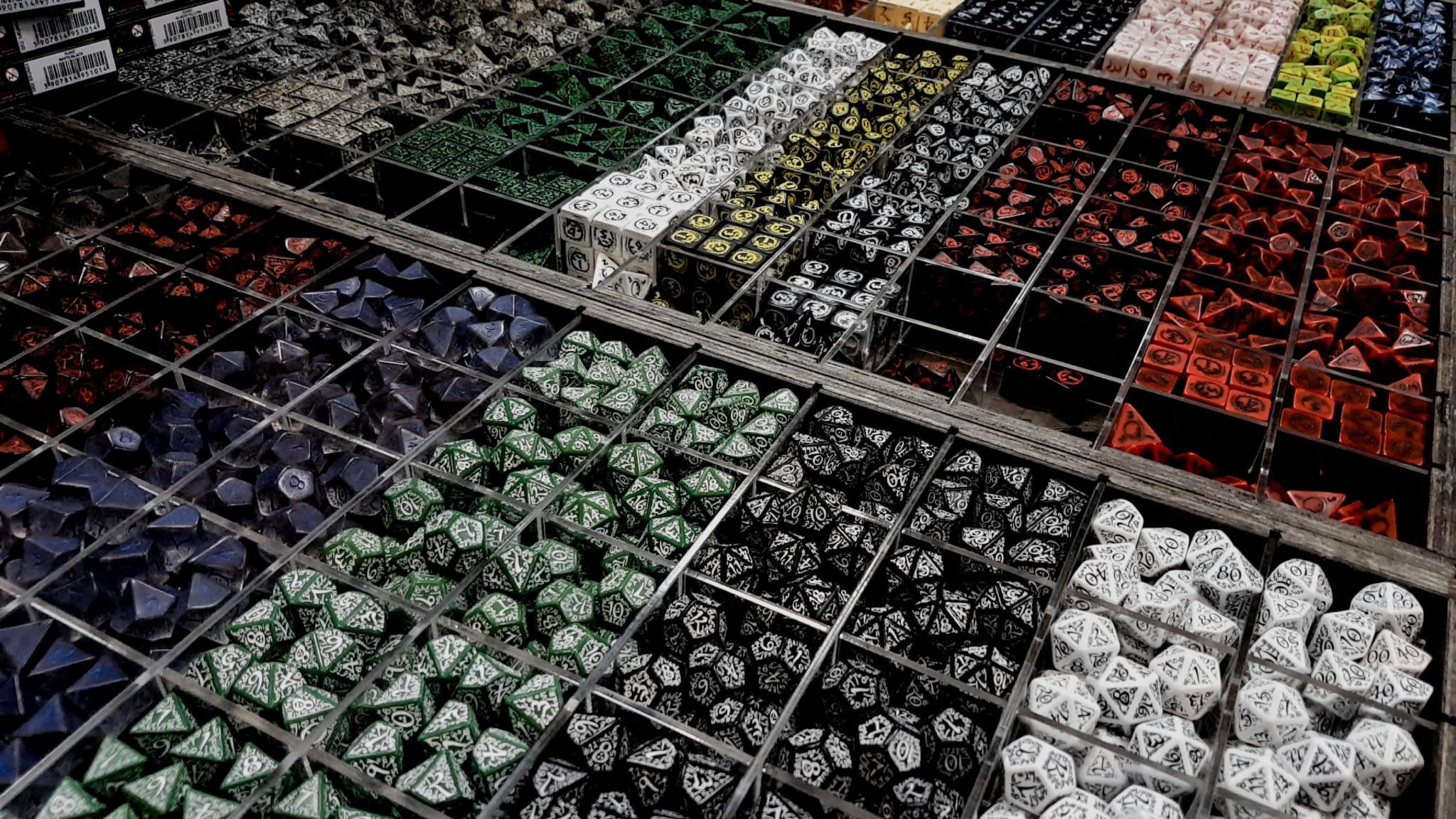 Some random dice