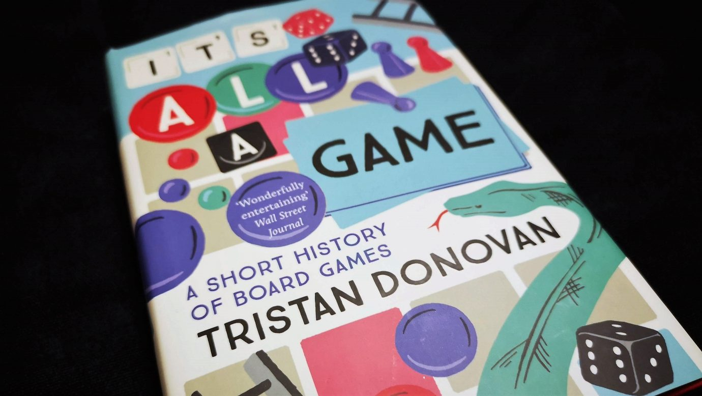 It's All A Game Book Review