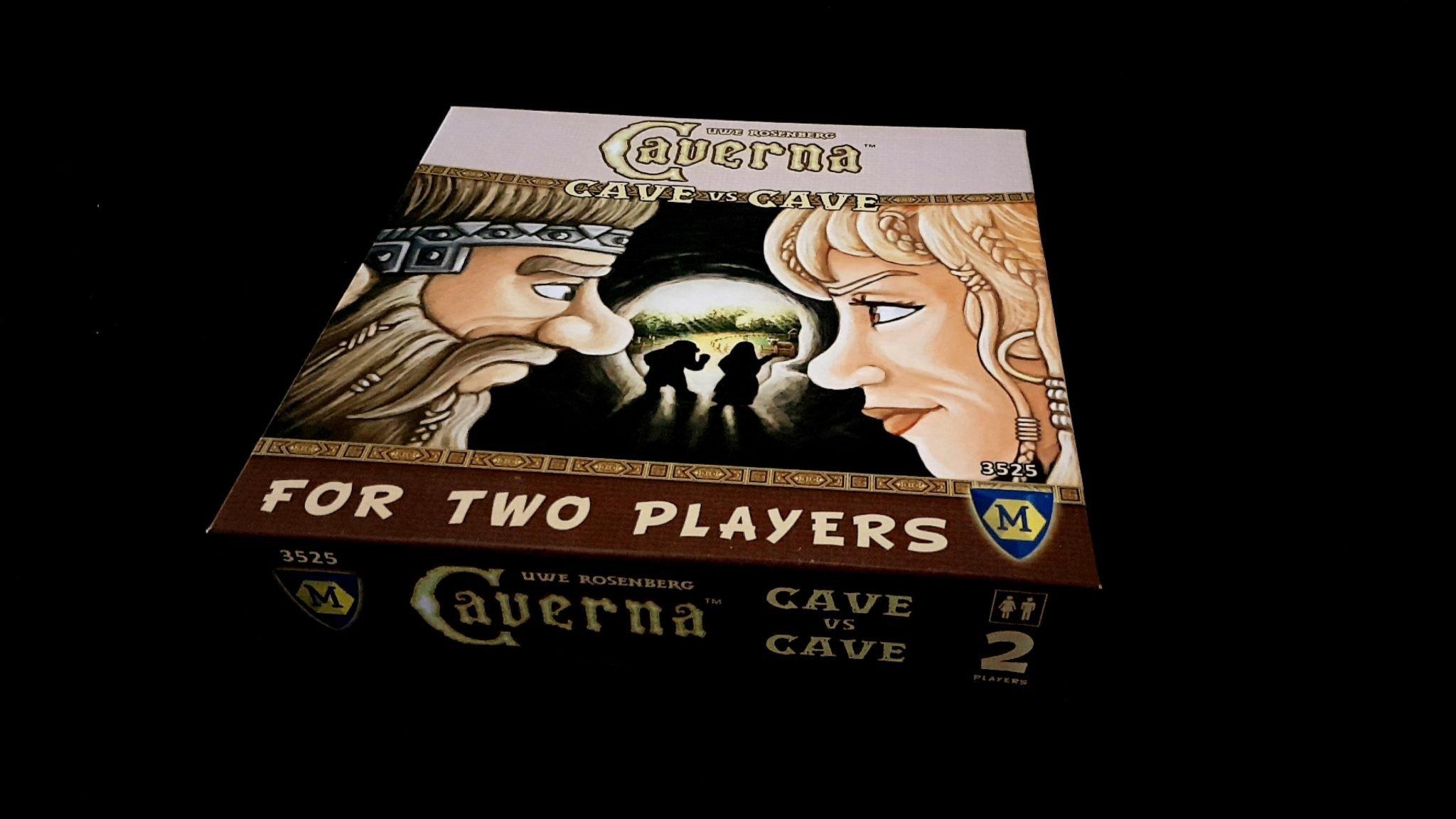 Cave versus Cave box