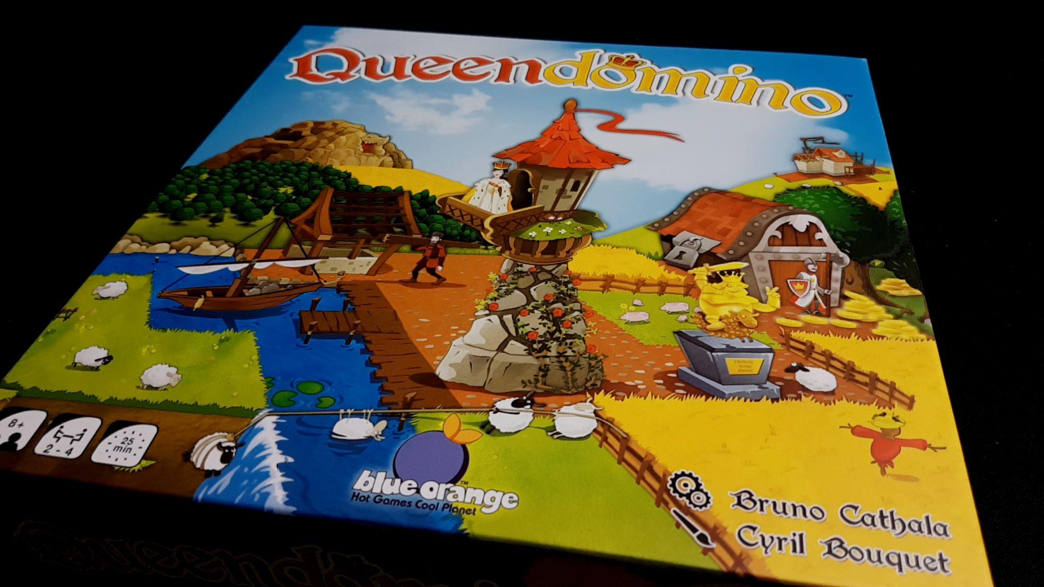 Queendomino box
