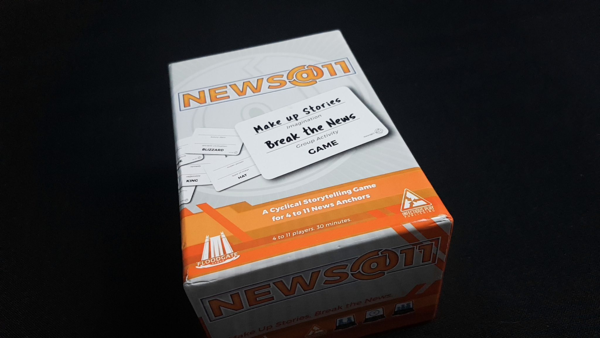 News @ 11 box