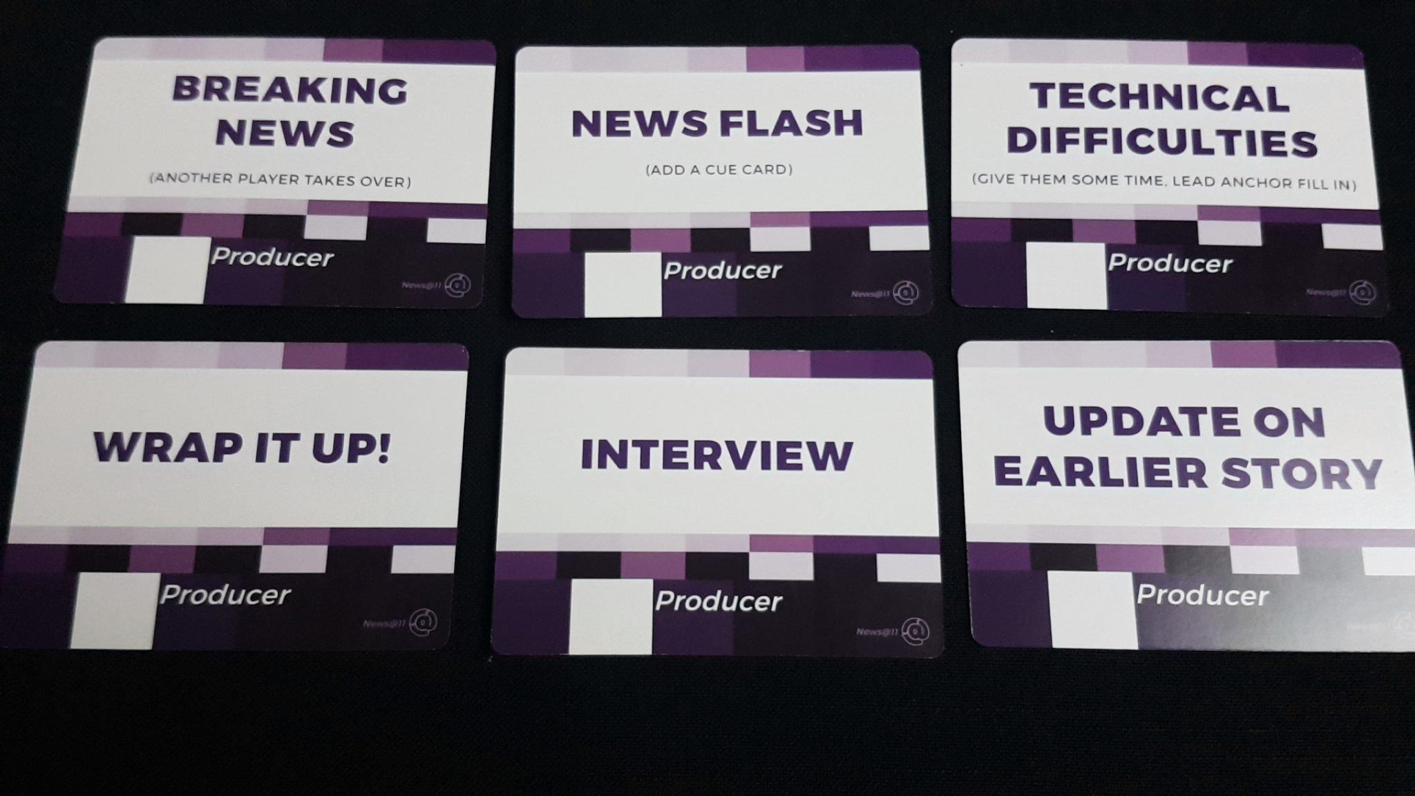 Producer cards