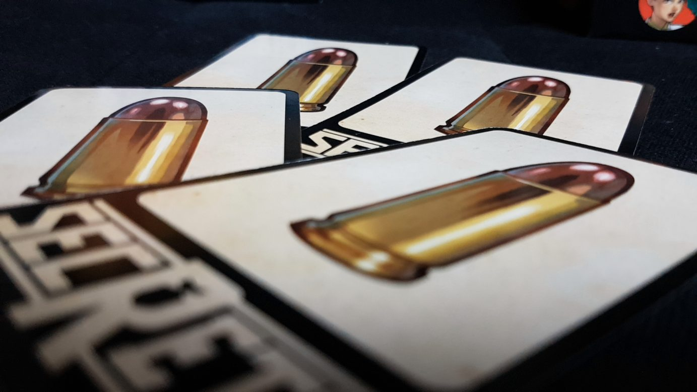 Bullet cards
