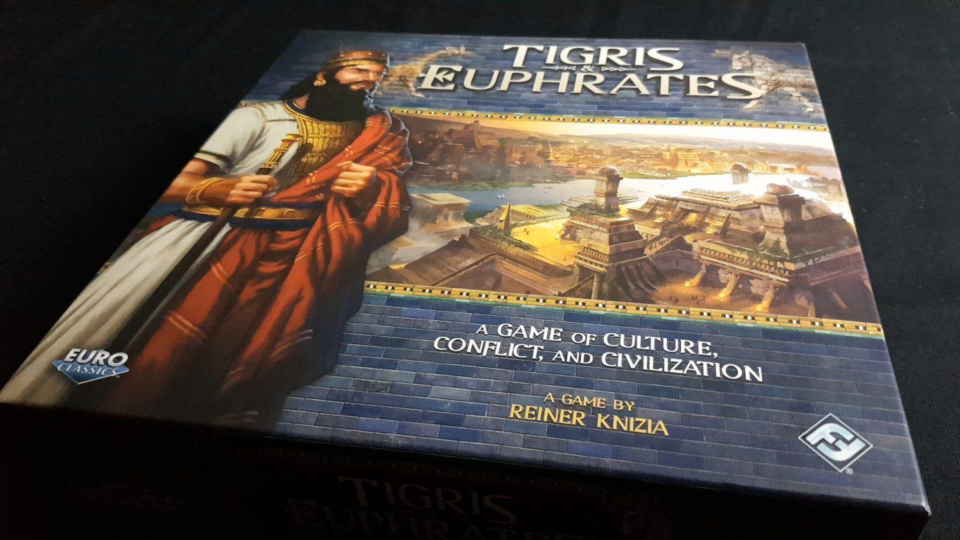 Tigris and Euphrates box
