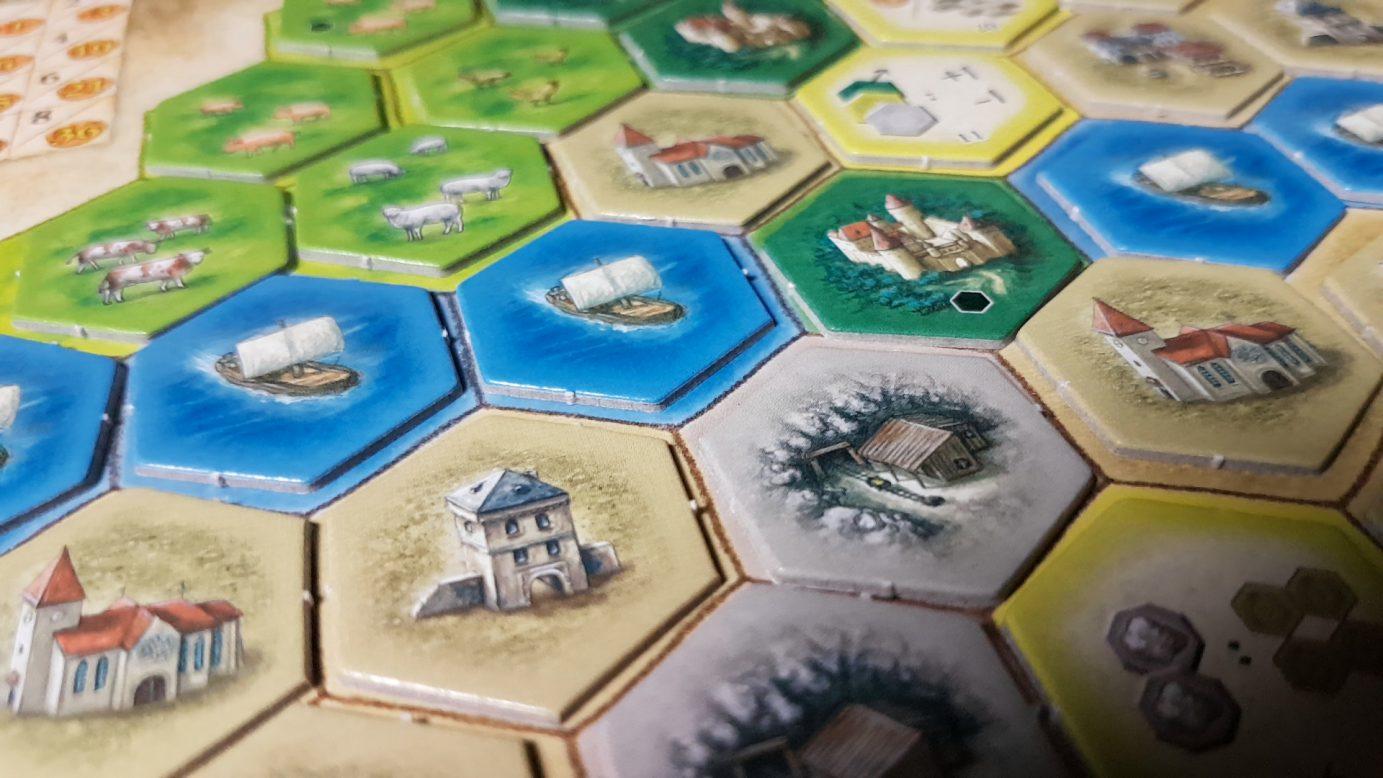 Castles of Burgundy Accessibility Teardown
