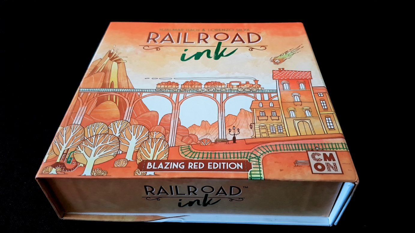 Railroad Ink box