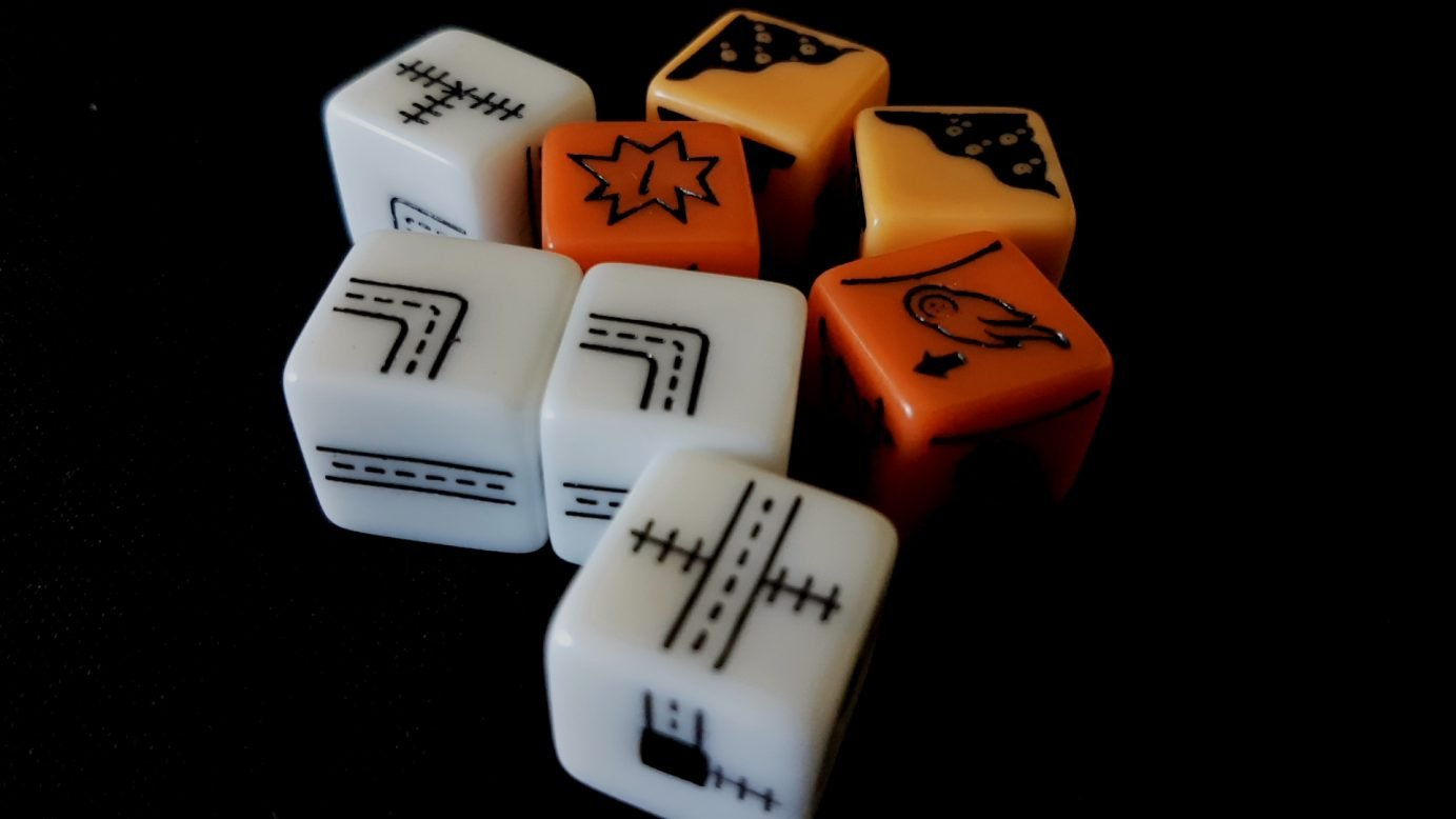 Expansion dice