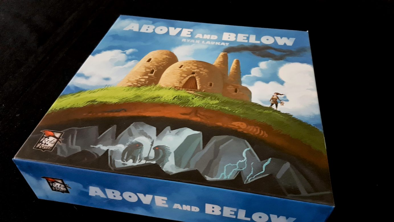 Above and Below box