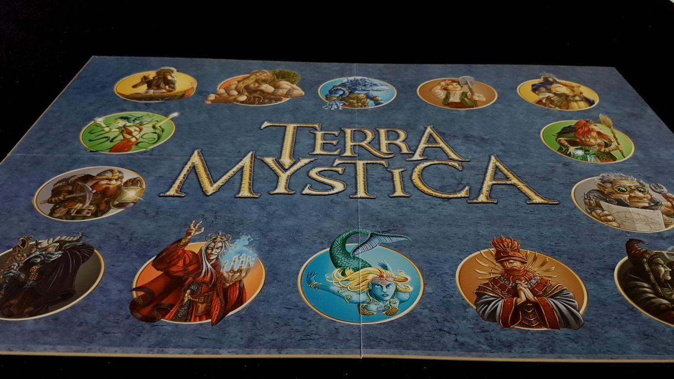 Terra Mystica factions