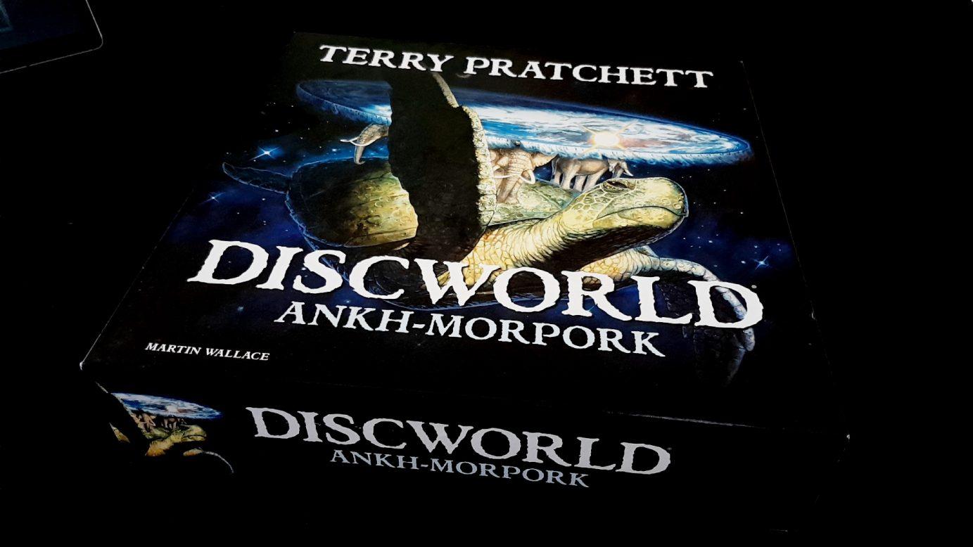 Discworld Ankh Morpork box