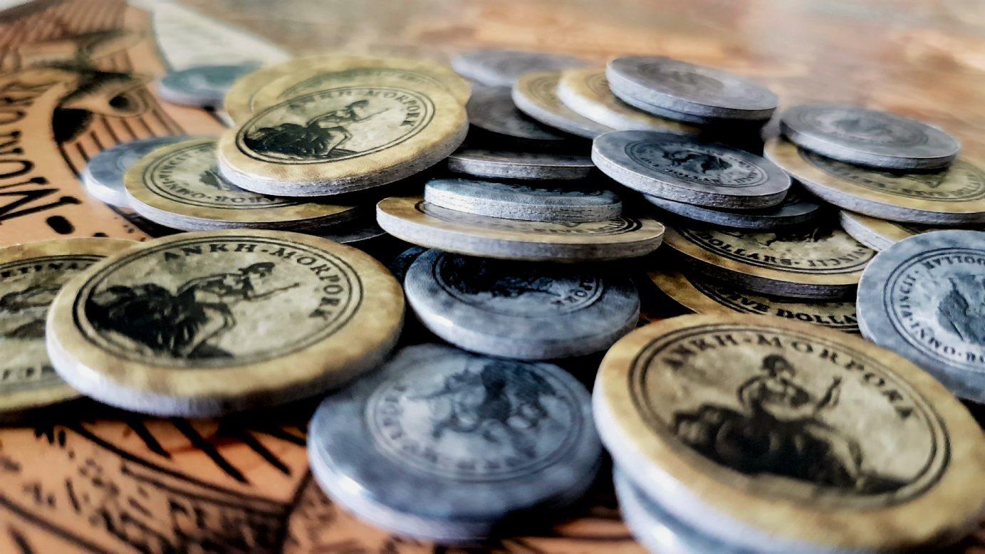 Discworld coins