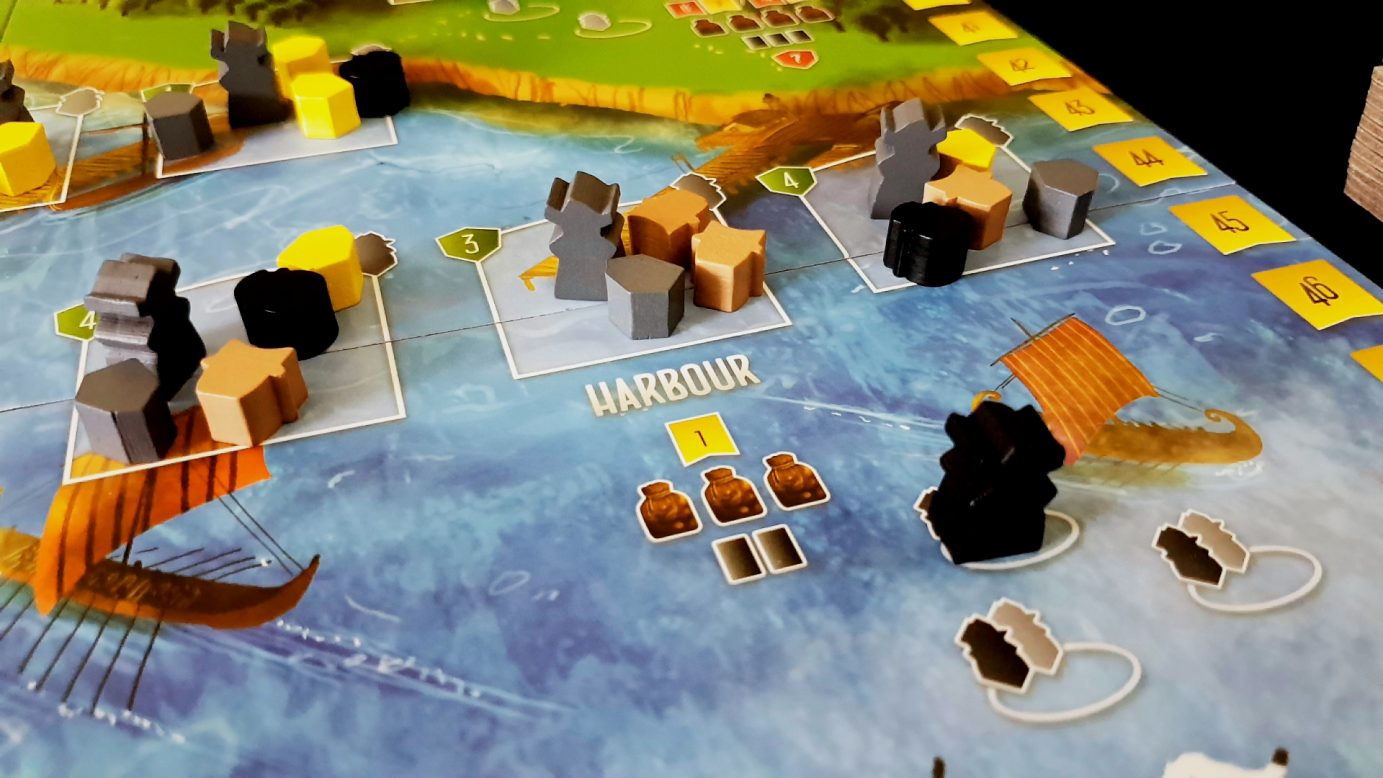 Looting across the sea in Raiders of the North Sea